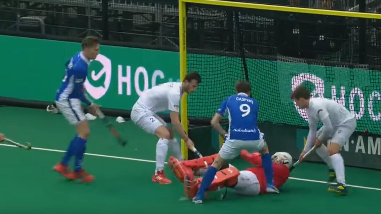 Finales play-offs hoofdklasse hockey live op tv