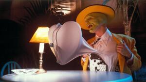 Hilarische komedie The Mask zie je zondag op Veronica