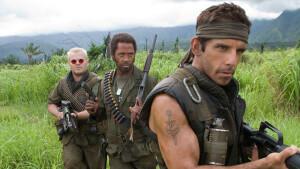 Hilarische oorlogscomedy Tropic Thunder zie je woensdag op Spike