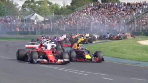 Hoe laat begint de Formule 1 GP van China 2019?