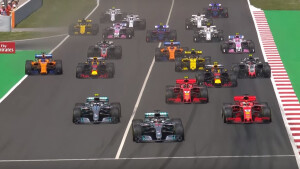 Hoe laat begint de Formule 1 GP van Japan?
