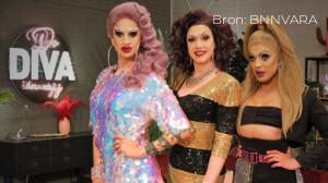 In nieuw programma De diva in mij krijgen onzekere vrouwen hulp van dragqueens