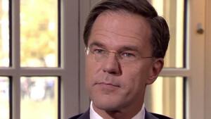 Interview met Mark Rutte op Prinsjesdag 2018 in EenVandaag