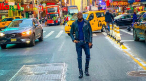 Jandino Asporaat in nieuw programma Dino & Friends in New York