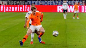 Kijkcijfers dinsdag: bijna 2,5 miljoen kijkers voor Nederland - Estland