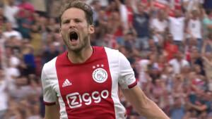Kijkcijfers dinsdag: ruim miljoen kijkers voor PAOK-Ajax