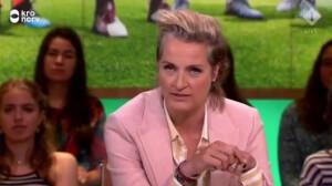 Kijkcijfers donderdag: Margriet van der Linden scoort slechts 143.000 kijkers dankzij Oranjeleeuwinnen