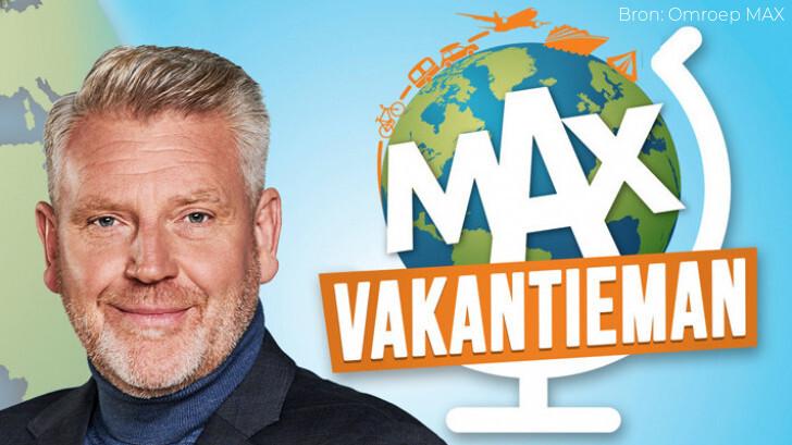 Kijkcijfers Maandag: MAX Vakantieman Grote Winnaar