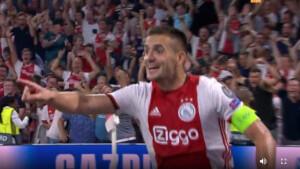 Kijkcijfers woensdag: Ajax - APOEL Nicosia verplettert alle andere programma's