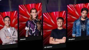 Kijkcijfers vrijdag: The Voice of Holland torenhoog van start met bijna twee miljoen kijkers
