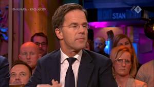 Kijkcijfers woensdag: debat Baudet en Rutte trekt 1,5 miljoen kijkers
