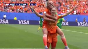 Kijkcijfers zaterdag: bijna 2,3 miljoen zien Oranje Leeuwinnen winnen