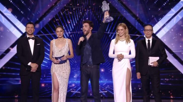 Kijkcijfers zaterdag: ruim 4,4 miljoen kijkers zien Duncan Songfestival winnen