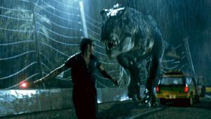 Klassieke Spielberg-Williams-film Jurrasic Park vanavond op tv