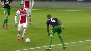 Klassieker Feyenoord - Ajax live op tv (KNVB-beker)