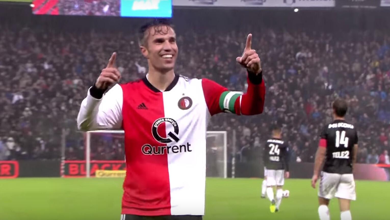 KNVB-bekerwedstrijd Feyenoord - Fortuna Sittard live op tv