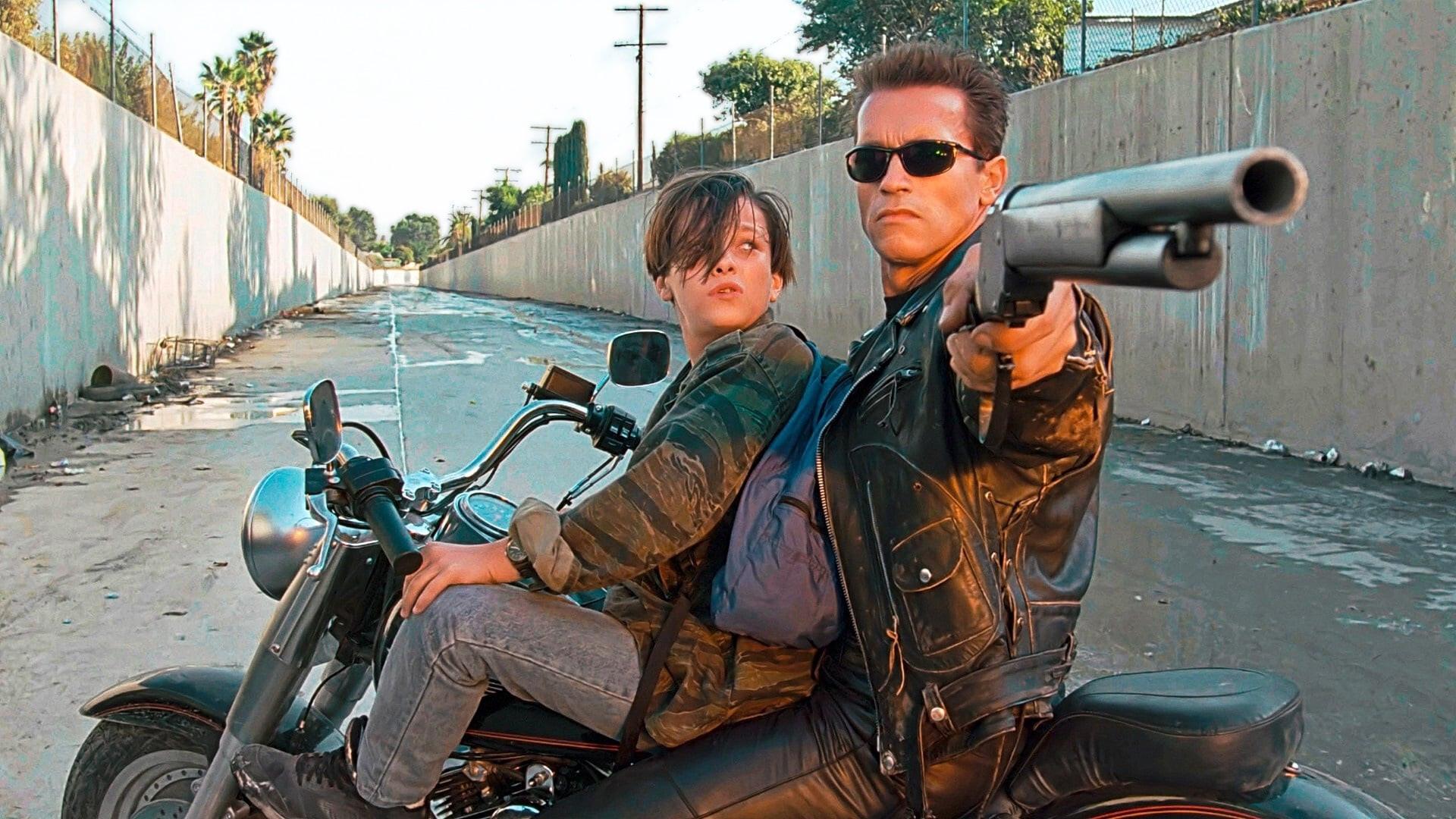 Legendarische actiefilm Terminator 2: Judgment Day zie je donderdag op SBS9