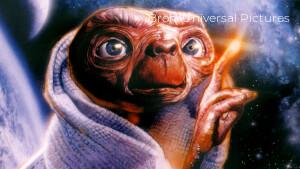 Legendarische familiefilm E.T. the Extra-Terrestrial zie je Eerste Kerstdag op Net5