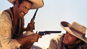 Legendarische spaghettiwestern The Good, the Bad and the Ugly zondag op RTL 7
