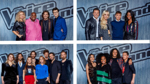 Liveshows The voice of Holland van start