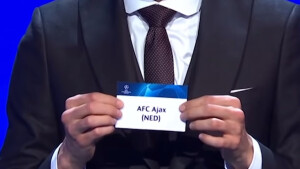 Loting Ajax in Champions League-kwartfinale live op tv