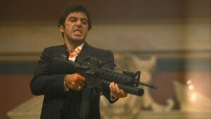 Maffiaklassieker Scarface maandag te zien op Veronica