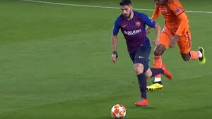 FC Barcelona - Manchester United live op tv