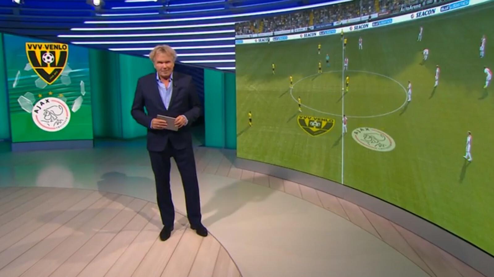 Meeste Kijkers Voor Studio Sport Eredivisie
