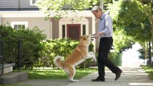 Moderne filmklassieker Hachi: A Dog's Tale zaterdag te zien op SBS9