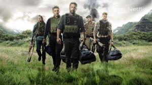Netflix-filmrecensie: Triple Frontier