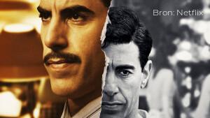 Netflix serie-recensie: in The Spy is Sacha Baron Cohen spion met levensgevaarlijke missie
