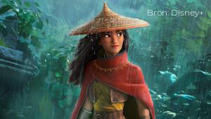 Nieuw op Disney Plus: Raya and the Last Dragon vanaf vrijdag te zien