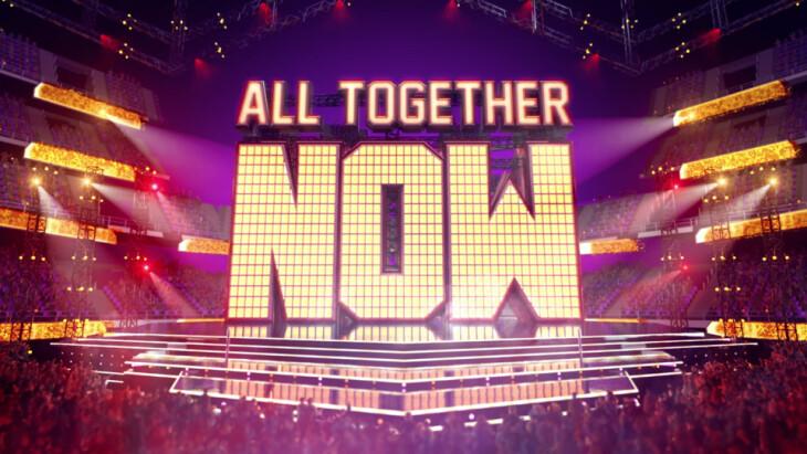 Na alle talentenjachten komt RTL met het eerste seizoen van All Together Now