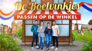 Nieuw programma voor familie Roelvink: De Roelvinkjes passen op de winkel