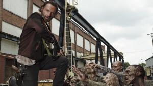 Nieuw seizoen The Walking Dead begint maandag op Fox