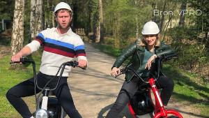 Nieuw seizoen Tims ^ tent van Tim den Besten begint met Eva Jinek
