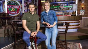 Nieuwe talkshow Café Hendriks & Genee vanaf zondag op tv