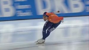 WK sprint (schaatsen) live op tv