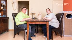 Obese sluit af met jonge obesitas-patiënt Senne