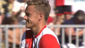 Oefenwedstrijd Feyenoord - Panathinaikos live op tv