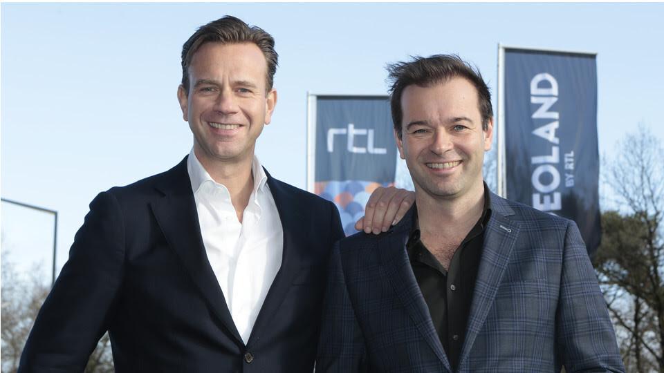 Officieel: Peter van der Vorst Directeur Content en Marketing bij RTL