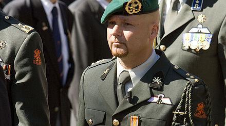 Omstreden militair Marco Kroon gaat cabaretwereld in