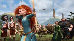 Oscarwinnende animatiefilm Brave vanavond te zien op SBS 9