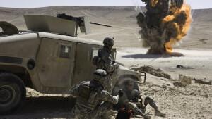 Oscarwinnende oorlogsfilm The Hurt Locker dinsdag te zien op SBS9