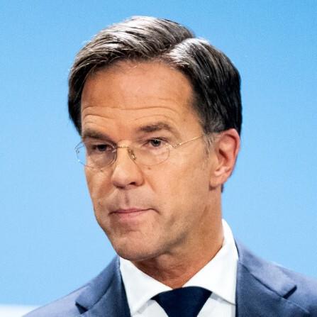Live: Persmoment Mark Rutte over coronacrisis
