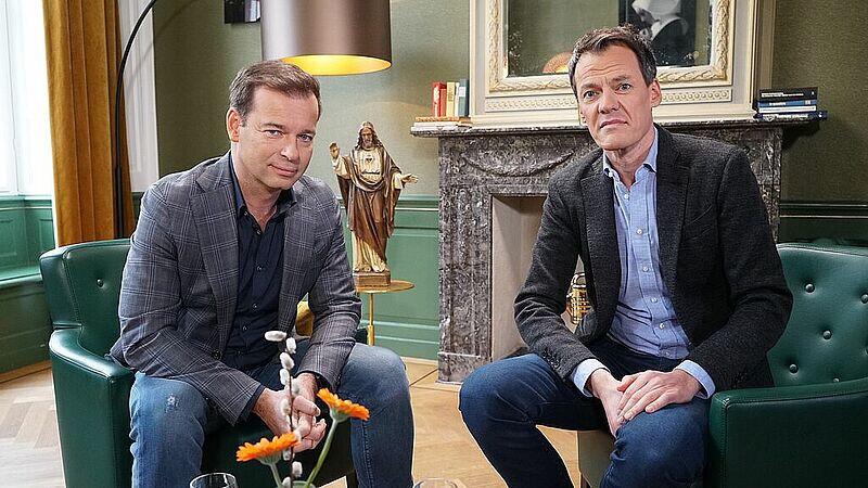 Peter van der Vorst te gast in nieuw seizoen Adieu God?