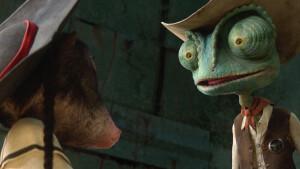 Prachtige animatiefilm Rango zie je donderdag op Comedy Central