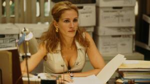 Prachtige film Erin Brockovich met Oscarwinnende Julia Roberts maandag op tv