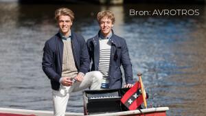 Prinsengrachtconcert 2018 met Lucas en Arthur Jussen live op NPO 2