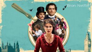 Recensie: Enola Holmes zet wereldberoemde speurneus op de tweede plaats